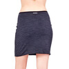 Icebreaker W's Tsveti Skirt Black/Jet Heather